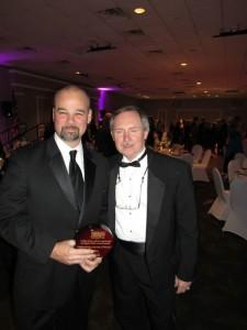 ECMS Award Dr Reilly